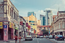 China Town, Kuala Lumpur by David Pinzer