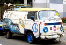 VW - Hippie by reisemonster