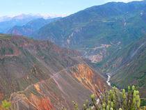 Fernsicht im Canyon by reisemonster