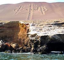 spuren im Sand by reisemonster