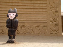 Wächter in ChanChan by reisemonster