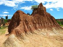 Wüstenfels von reisemonster