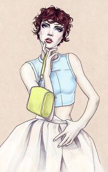 Pastel Summer von Tania Santos