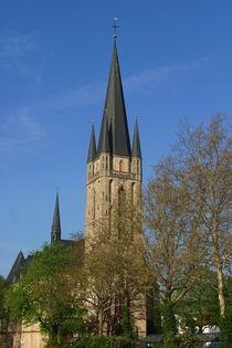 Herz-Jesu-Kirche, Paderborn by Wladimir Zarew