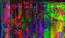 Get Me Out of Here Glitch Art by Jim Plaxco