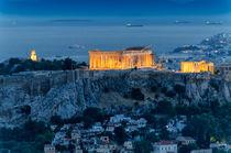 Acropolis by stamatisgr