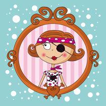 Pink Pirates® Piratin Lotta von Gosia Kollek