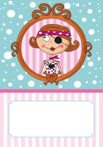 Pink Pirates® - Piratin Lotta von Gosia Kollek