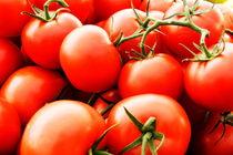 Tomatoes... von Andreas  Kemenater