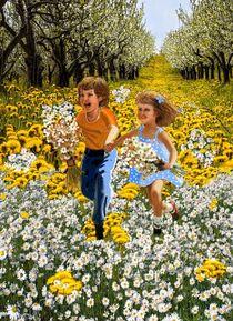 Frühlingstage. von Heidi Schmitt-Lermann
