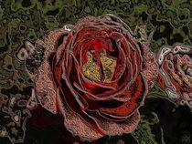Pollen Lake Of The Rose by jfantasma-artistry