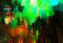 Die Geister die ich rief -The spirits that I called - by Wolfgang Pfensig