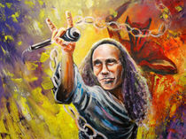 Ronnie James Dio by Miki de Goodaboom