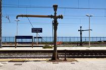 Alte Bahnstation - Giardini - Sizilien von captainsilva