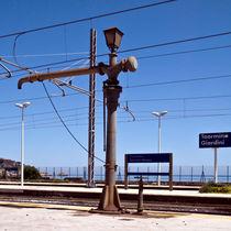 Alter Bahnhof - Sizilien von captainsilva