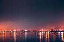 Night sea,port. von Ekaterina Planina