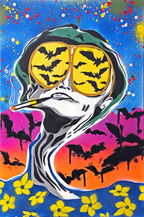 Fear and Loathing in Las Vegas - Bat Country by Victor Cavalera