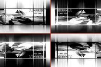 Rote Linien  von Bastian  Kienitz
