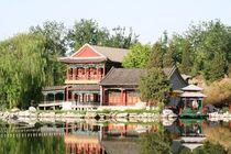 Peking - Grand View Garden 002 by Angelika Möthrath