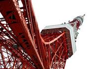 tokyo tower by rgb cmyk