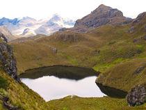 Bergsee auf 4000 m von reisemonster