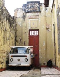 VW Bus in Brasilien von reisemonster