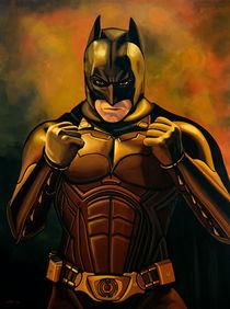 Batman The Dark Knight painting by Paul Meijering