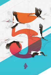 5Birds by Oscar Matamora