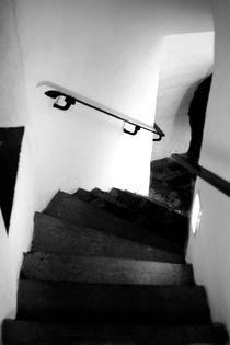 Geländer II von Bastian  Kienitz