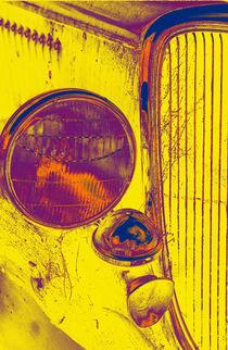 Headlight by Sally White