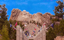 Mount Rushmore by John Bailey