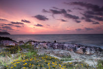 Sonnenaufgang am Mittelmeer Mallorca by Dennis Stracke