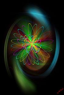 Digital Art 23 by Walter Zettl