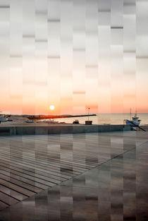 Sonnenuntergang am Meer by fraenks