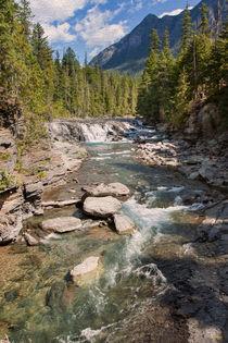 Pristine Waterway by John Bailey