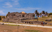 The Tulum Palace by John Bailey