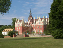 Schloss Bad Muskau by Markus Dick