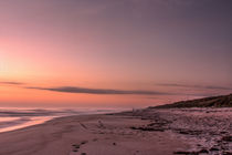 Sunrise At Playalinda Beach von John Bailey