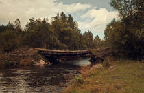 Old Bridge.  by larisa-koshkina