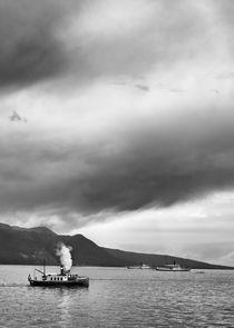 Petit bateau à vapeur // Kleines Dampfschiff  //  Small vapor boat   von Olivier Mavilia