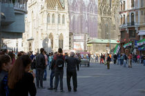 Stephansplatz Wien  by Bastian  Kienitz
