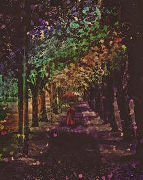 Errand Street Scene by Galen Valle