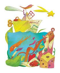 Avril's sea by Alex Pelayo