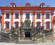 Prague - Palace of Troja by Leopold Brix