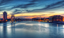 Sunset Berlin  by Marcus  Klepper