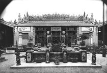 The Chinese Pavilion, Universal Exhibition of 1889 by Bridgeman Art