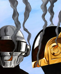 Daft Punk Deux by Famous When Dead