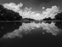 Versailles Gardens by Antonio Jorge Nunes