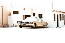Overexposed 1968 Dodge Polara in San Diego, California by monkeycrisisonmars