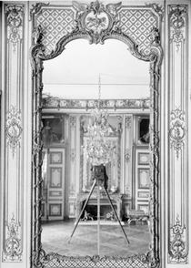 Photograph of a mirror at Chateau de Versailles by Bridgeman Art